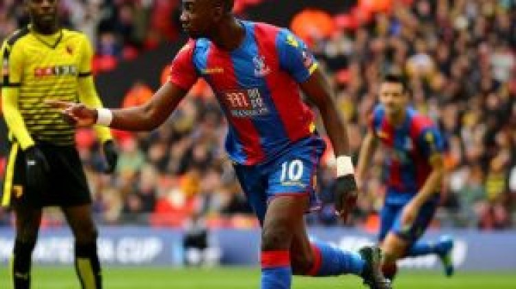 Crystal Palace name their price for Bolasie £28million