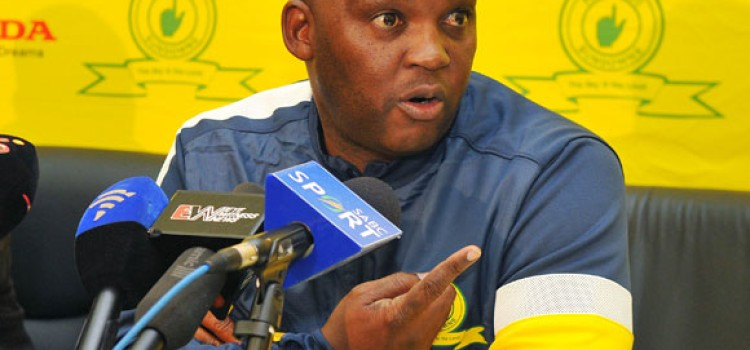 Mosimane , We need to be compact