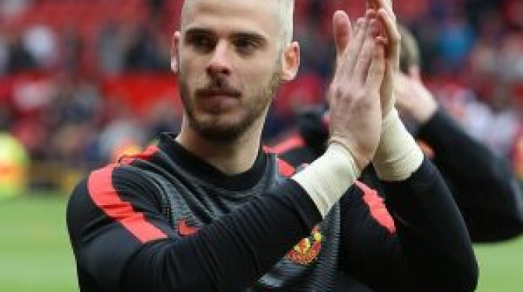 David De Gea given time to rest