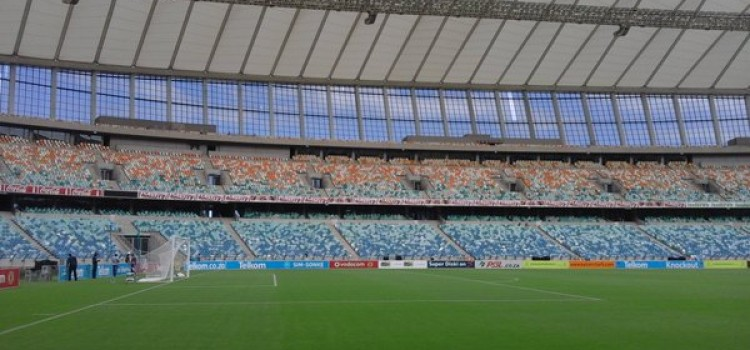 DURBAN'S MOSES MABHIDA STADIUM TO HOST 2018 #MTN8FINAL