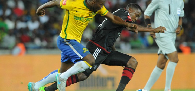 Mamelodi Sundowns will look to continue their momentum against Pirates