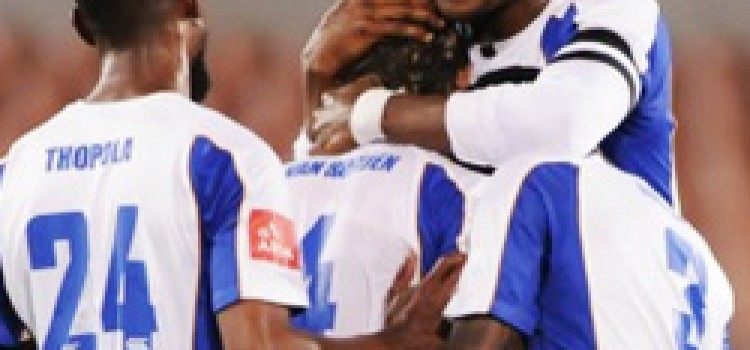 Chippa cruise to victory in Polokwane