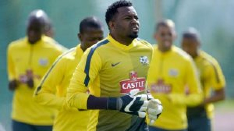 Khune survive scare to put up a five-star performance