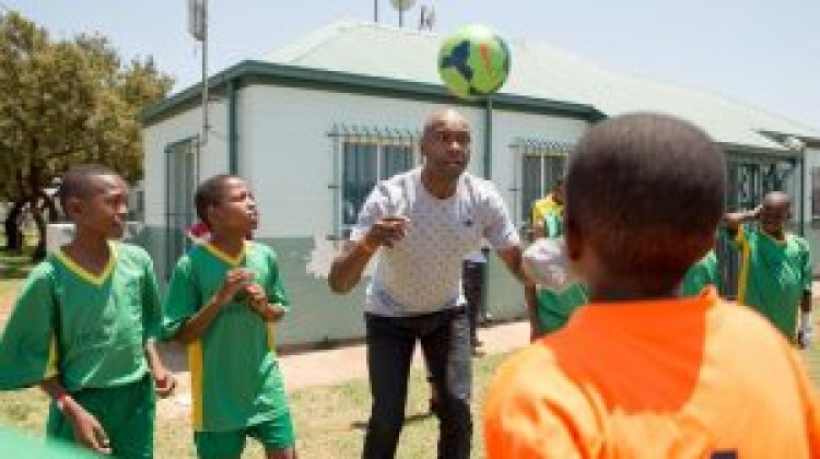 Soccer tournament celebrates year of commitment and development