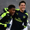 Alex Iwobi reveals the real advantage of Arsenal topping Champions League group