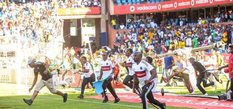 Premier Soccer League condemns acts of hooliganism