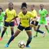Goals galore in the woman's League this past weekend