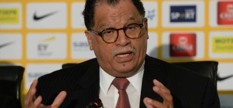 Danny Jordaan ,You have made  South Africa and Mandela Proud