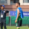 Senong makes two changes for Italy WC clash