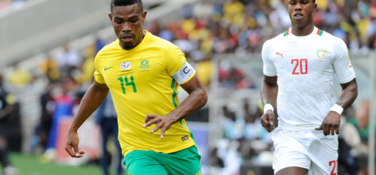 Thulani Hlatshwayo –We want to keep the nation's faith in Bafana Bafana alive