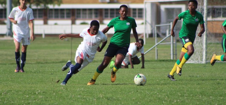 Basetsana finalising WC qualifier preparations