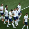 Goal rush sees England five up before the break