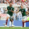 Hirving Lozano  stunned defending champions Germany