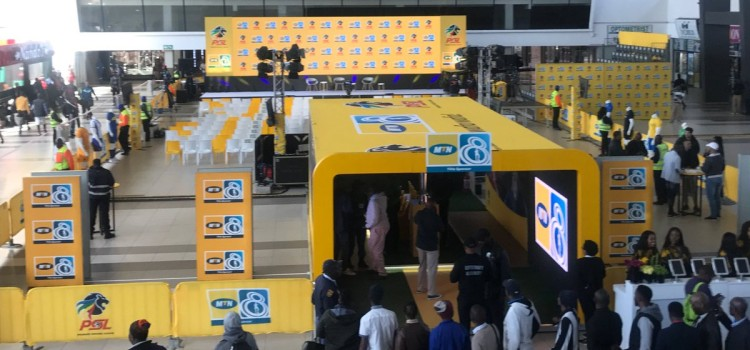 MTN8 officially launched this morning