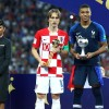 Golden consolation for magical Modric