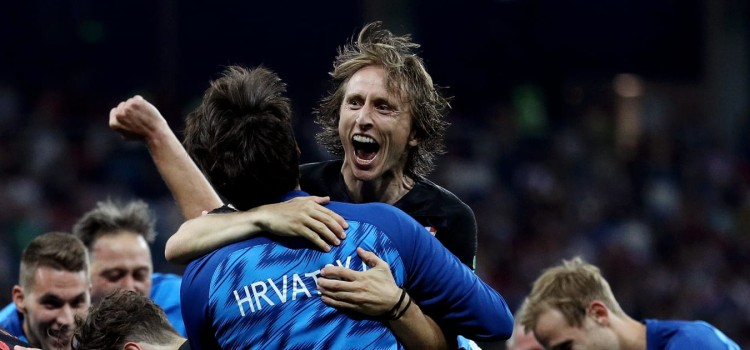 Modric dreaming of a Croatian fairy tale