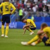 Sweden's dream of winning World cup ends here 2-0