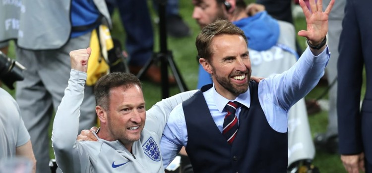 Southgate's England banish penalty demons
