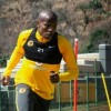 Lebogang Manyama has been ruled out for up to six weeks
