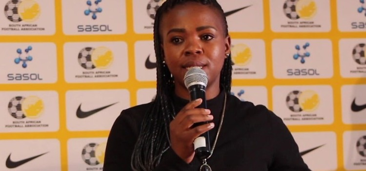 Dludlu back to lead side at COSAFA Women's -17 Championship