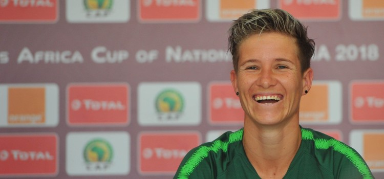 Banyana 4 players made it into Best XI
