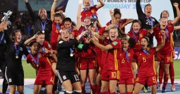 Spain join U-17 Women's World Cup royalty