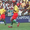 Masinga Scored goal that secured South Africa's qualification to first World Cup