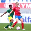 Czech Republic comes from behind to defeat Banyana Banyana in the Cyprus Cup