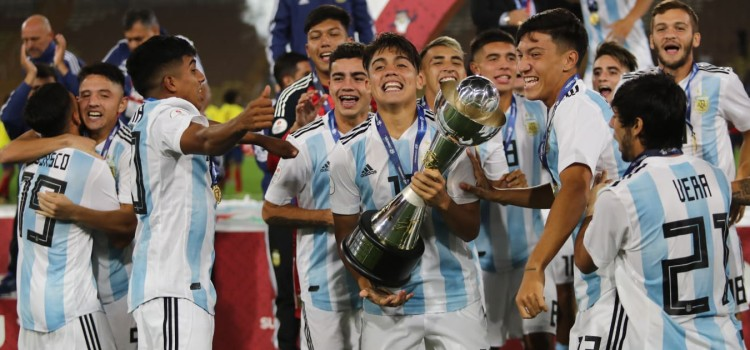 Argentina head up South American contingent for Brazil 2019