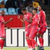 Goals from Grant Kekana and Ghampani Lungu secured all three points