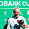 It promises to be a tough match, Middendorp