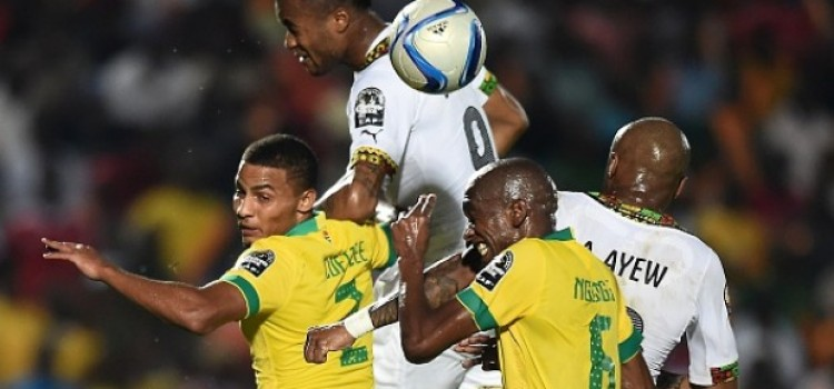 Bafana Bafana v Black Stars match moved to later time