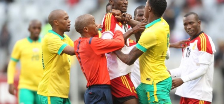Angola cancel Bafana Bafana game