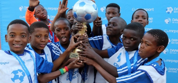 Danone Nations Cup National Finals are here!