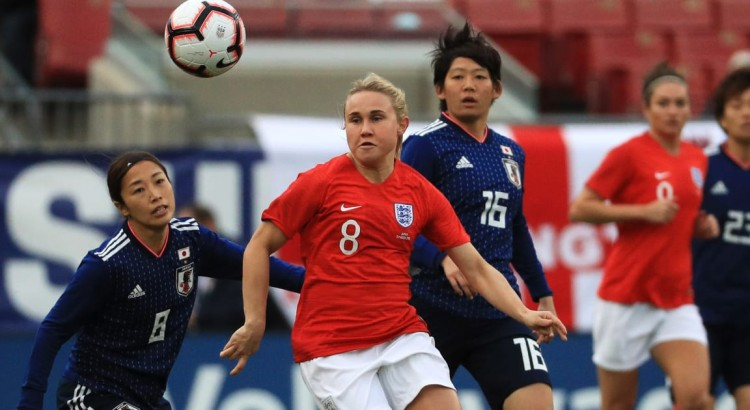Rivalry reprised as England and Japan vie for pole position