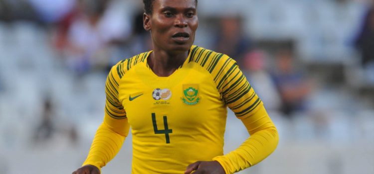 Noko Matlou, we have to do our best  against China