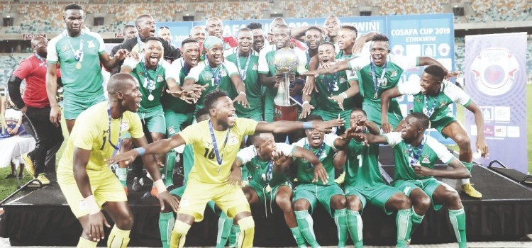 ZAMBIA ARE CROWNED 2019 COSAFA CUP CHAMPIONS, CLAIM FIFTH TITLE!