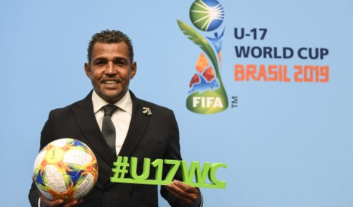 Draw lines up hosts Brazil against Canada in U-17 opener