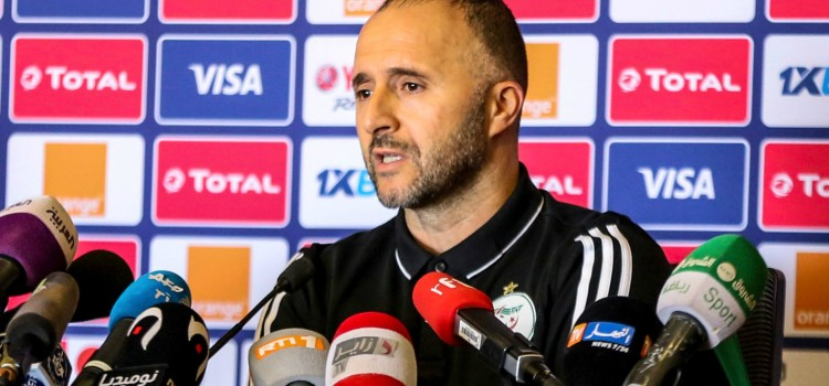 Belmadi: Young African coaches can write history