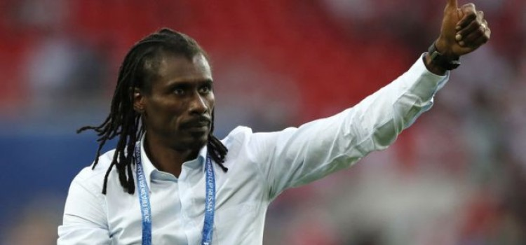 Aliou Cisse – I am proud to be living this moment