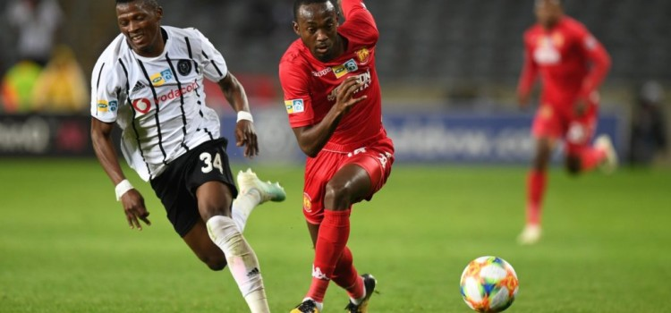 Highlands Park Knocked Out Pirates out of MTN8 Cup