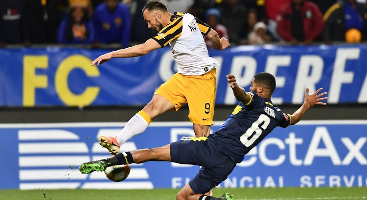 Kaizer Chiefs to take in Cape Town City this weekend
