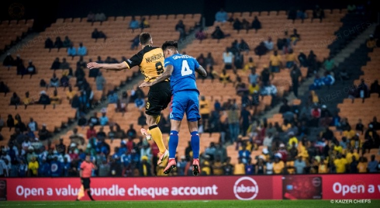 Chiefs held by Supersport United 1-1