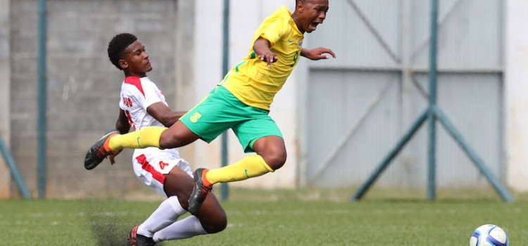 Recent record of COSAFA Men's U-17 Championship teams