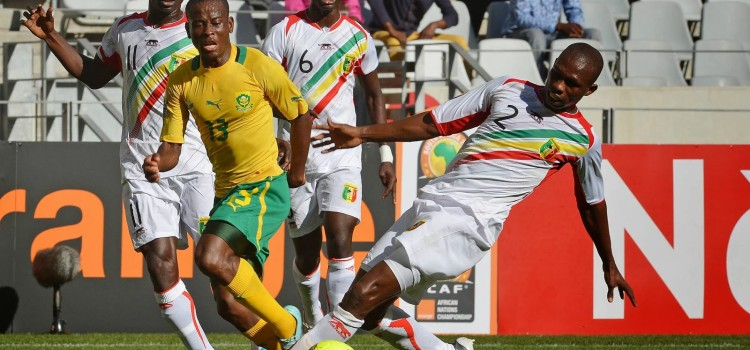 Bafana Bafana to face Mali in the 2019 Nelson Mandela Challenge