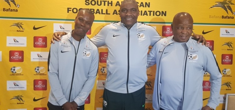 Bafana Bafana head coach Appoint  Trott Moloto as his technical advisor, Kaizer Chiefs MDC head coach Arthur Zwane