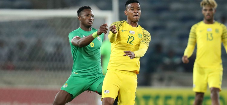 South Africa U23 crashed  Zimbabwe with 5-0