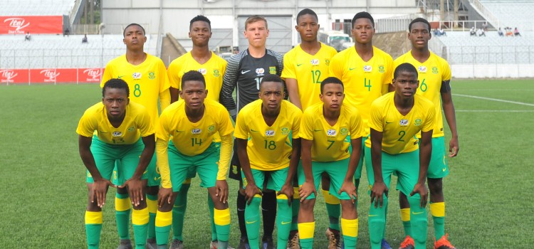 Amajimbos bow out of COSAFA tournament