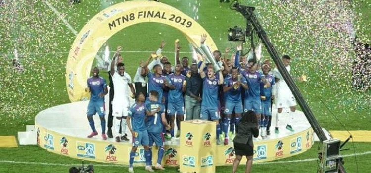 Supersport United crowned #MTN8 Champions