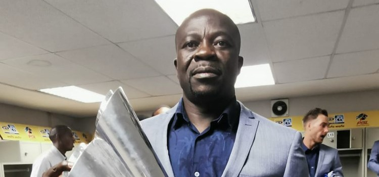 TEMBO WINS MTN8 CUP AS COACH AND PLAYER